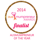 AusMumpreneur of the Year Finalist