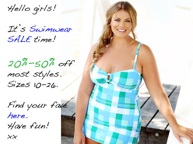 Plus+Size+Swim+Dresses+Clearance