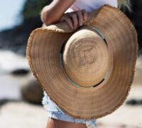 Sun Hats are a beach wear essential and summer staple for every woman. Wide  brim bb89aa84ad6
