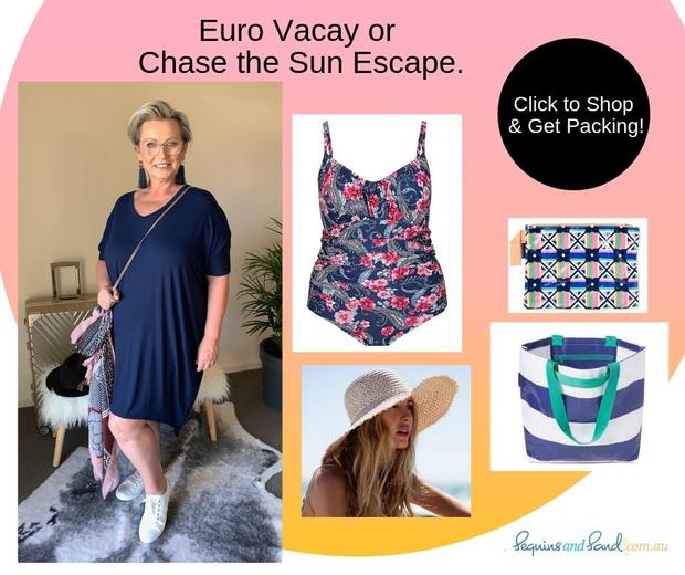 Euro Vacay or Chase the Sun Break