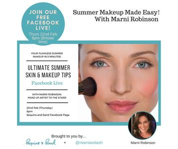 Get Flawless Summer Makeup - Facebook Live!