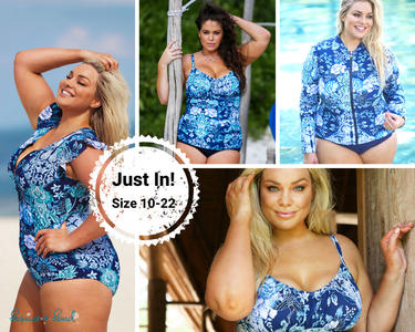 Could this be THE most Beautiful Print ever? NEW Swimsuits are in!