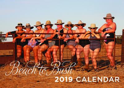The Beach to Bush Calendar - The Story and Where to Buy It!