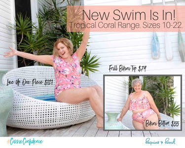 NEW Swimwear is in! Best Selling Styles with more Coverage.
