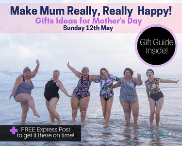 Make Mum Happier This Mothers Day | Gift Ideas She'll Love! FREE Express Post Too!