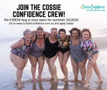 Join the Cossie Confidence Crew this summer! We're Re-CREW-ting for 2019/20 Now!