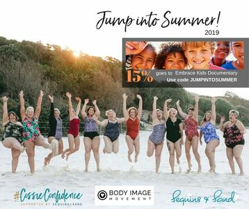 Jump into Summer & Make Those Precious Memories | Do it for you. Do it for them. Do it for Embrace Kids.