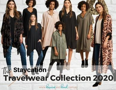 NEW Travel wear Collection is HERE! Okay...The Staycation Collection is HERE!
