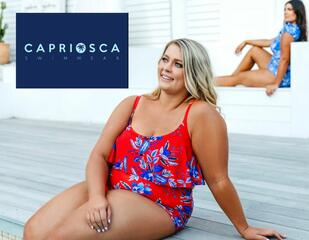 2a69423fc26 Capriosca Swimwear .  Sequins and Sand Resort Wear  .