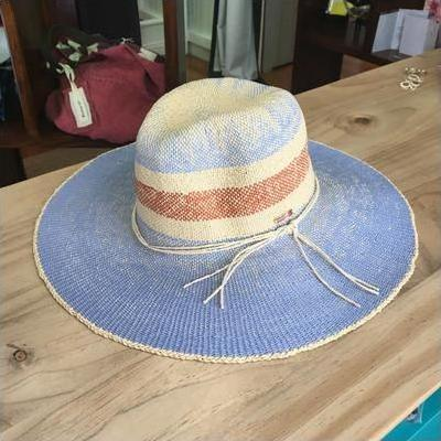 [Kooringal Carmela Hat in Blue]