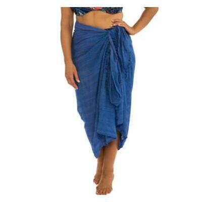 [Jam Jam Sarong in Navy Blue]