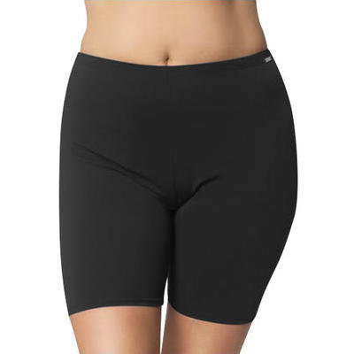 [Capriosca Swimwear Swim Bike Pant in Black]