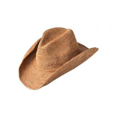 [Kooringal Greta Cowboy Hat in Tea]