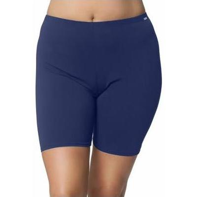 [Capriosca Swim Bike Shorts in Navy]