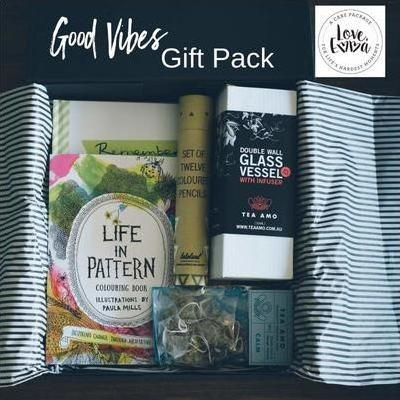[Love Emma Good Vibes Gift Package]