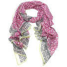 [D|LUX Positano Sarong Large Scarf in Pink - $49.90]
