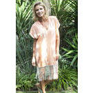 [Haven Seychelles Kaftan in Coral Reef - $69.50]