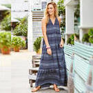[Mohave Maxi Dress in Indigo - $89.00]