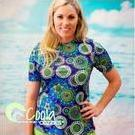 [Coola Cozzies Short Sleeve Rashie in Beach Belle - $59.95]