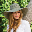 [Kooringal Bianca Hat in Olive Green - $42.95]