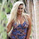 [Capriosca Swimwear Plus Size Underwire Tankini Top Cottesloe - $119.00]